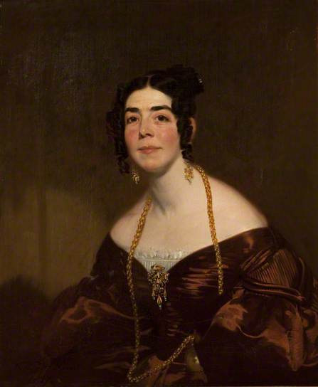 Ellen Turner of Helmshore by Henry Wyatt © Lancashire County Museum Service; Supplied by The Public Catalogue Foundation