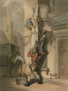 Elopement in Georgian England: Catherine Grierson and Thomas Thomasson (1781)