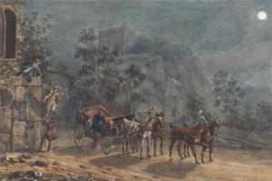 1810: Annette Paris overdoses on laudanum