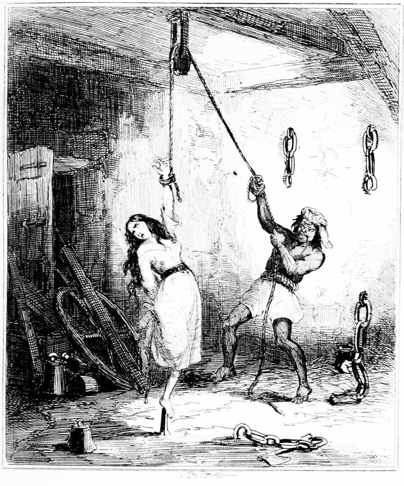 the torture of louisa calderon