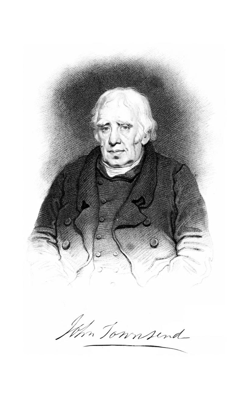 john townsend, founder of the london asylum for the deaf and dumb