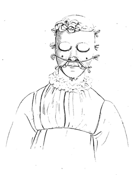 Margaret Mcavoy wearing mask