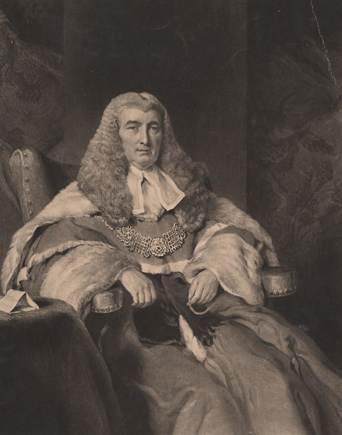 Charles Abbot, Lord Tenterden