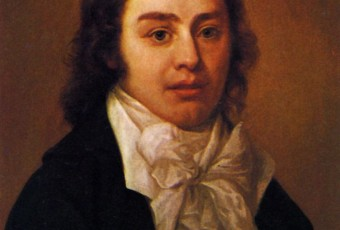 Painting of Samuel Taylor Coleridge