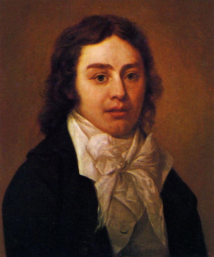 Painting of Samuel Taylor Coleridge