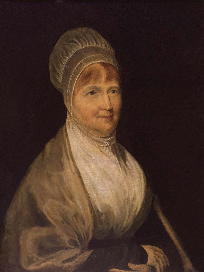 Prison reformer Elizabeth Fry