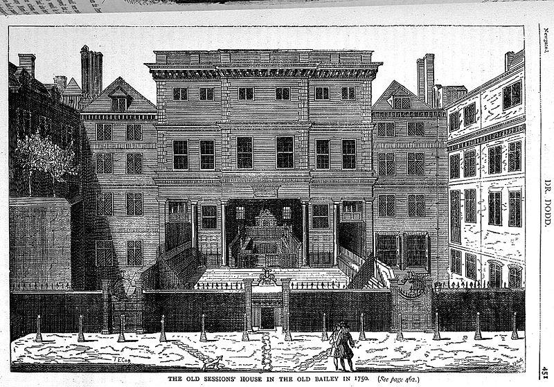 The Bailey, 1750