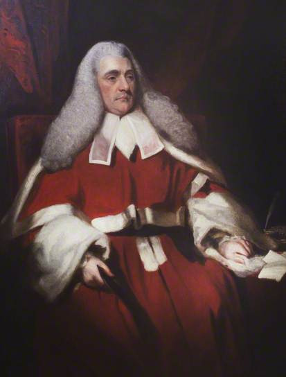 Judge Giles Rooke by John Hoppner © Merton College, University of Oxford; Supplied by The Public Catalogue Foundation