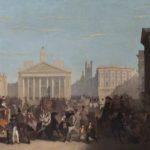 Charlet, Nicolas Toussaint; The Bank of England, Royal Exchange and Mansion House; Copyright Bank of Englandvia ArtUK