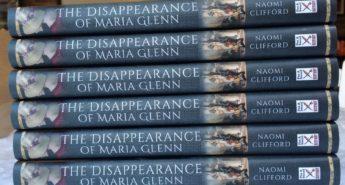 Maria Glenn spines