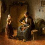 The Coffee Grinder Bernard de Hoog (1867–1943) McLean Museum and Art Gallery