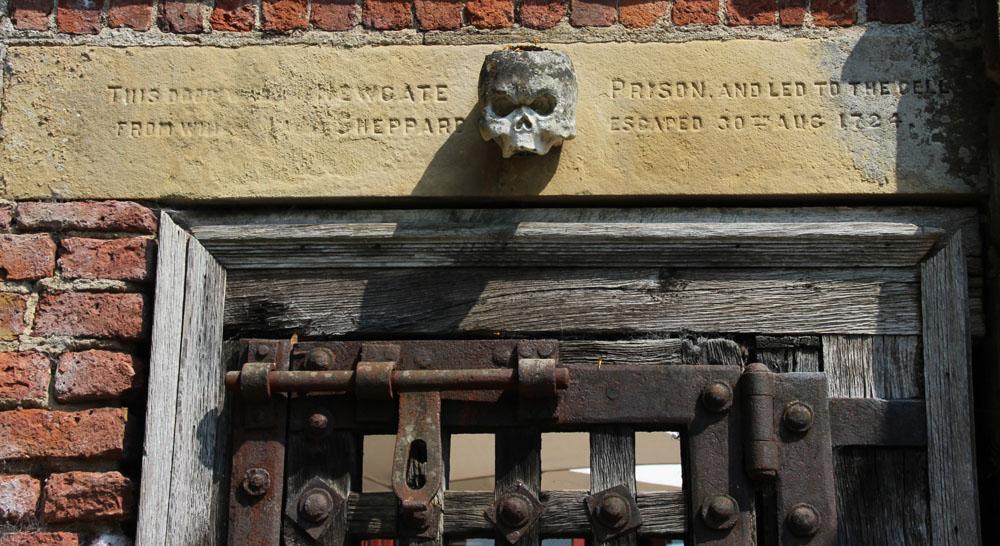 Newby Hall Newgate door3