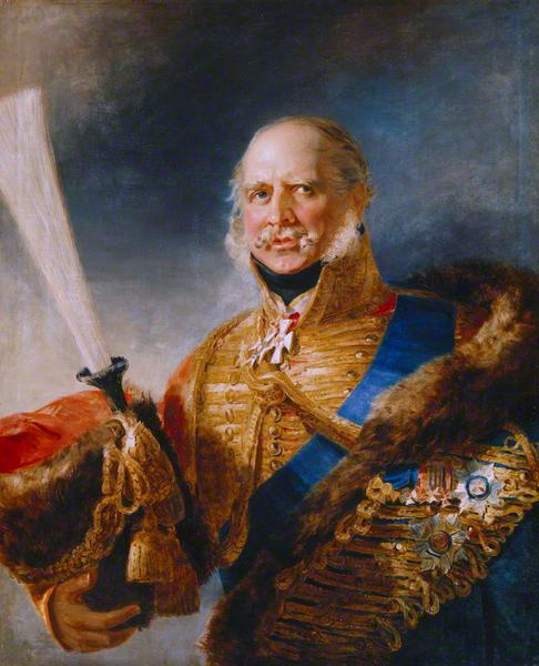 Ernest Augustus I of Hanover by George Dawe