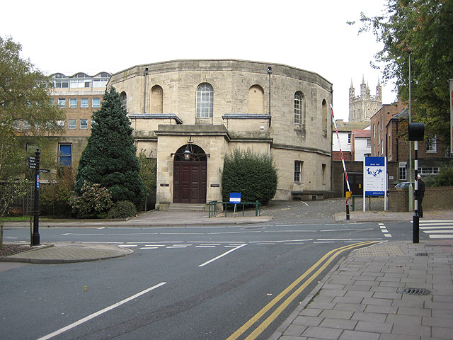 Gloucester Crown Court, built 1816.   © Copyright Pauline E and licensed for reuse under this Commons Licence.