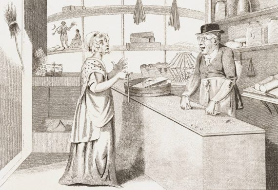 36 cases of fraud committed by women, tried at the Old Bailey 1797 to 1837