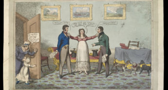 The scandalous love triangle of Maria Foote, William Berkeley and Joseph 'Pea Green' Hayne