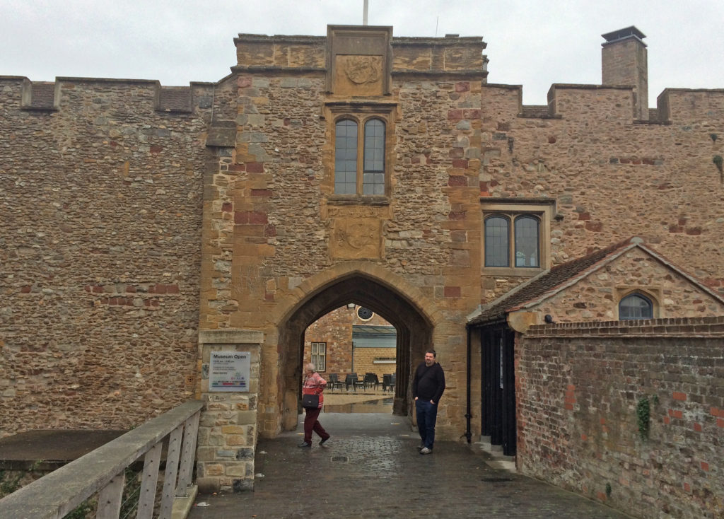 The Assize was held at Taunton Castle