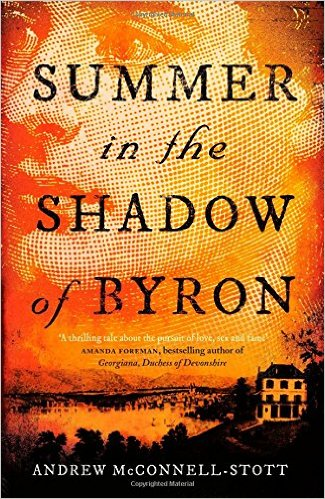Summer in the Shadow of Byron by Andrew McConnell Stott