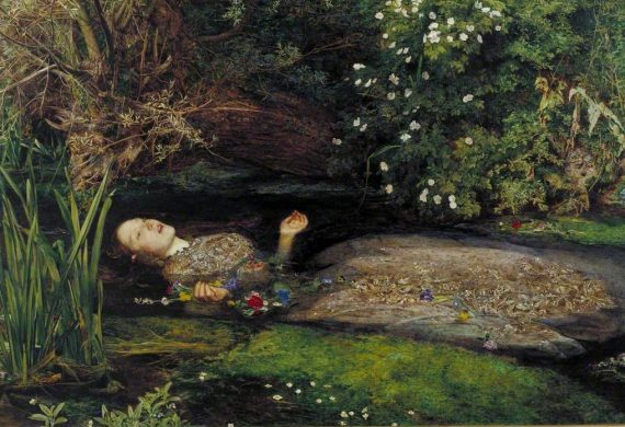 1814: The death of Lavinia Robinson, the Manchester Ophelia