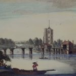 Suspicious death of a female on Fulham Bridge: 28 September 1817