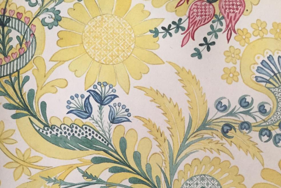 Silk: From Spitalfields to Sudbury at Gainsborough's House
