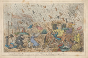 It's raining pitchforks: the Swing Riots of the 1830s, Or, The miserable life of the ag lab