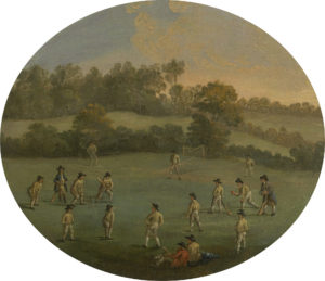 A sure bet – cricket in the Georgian era