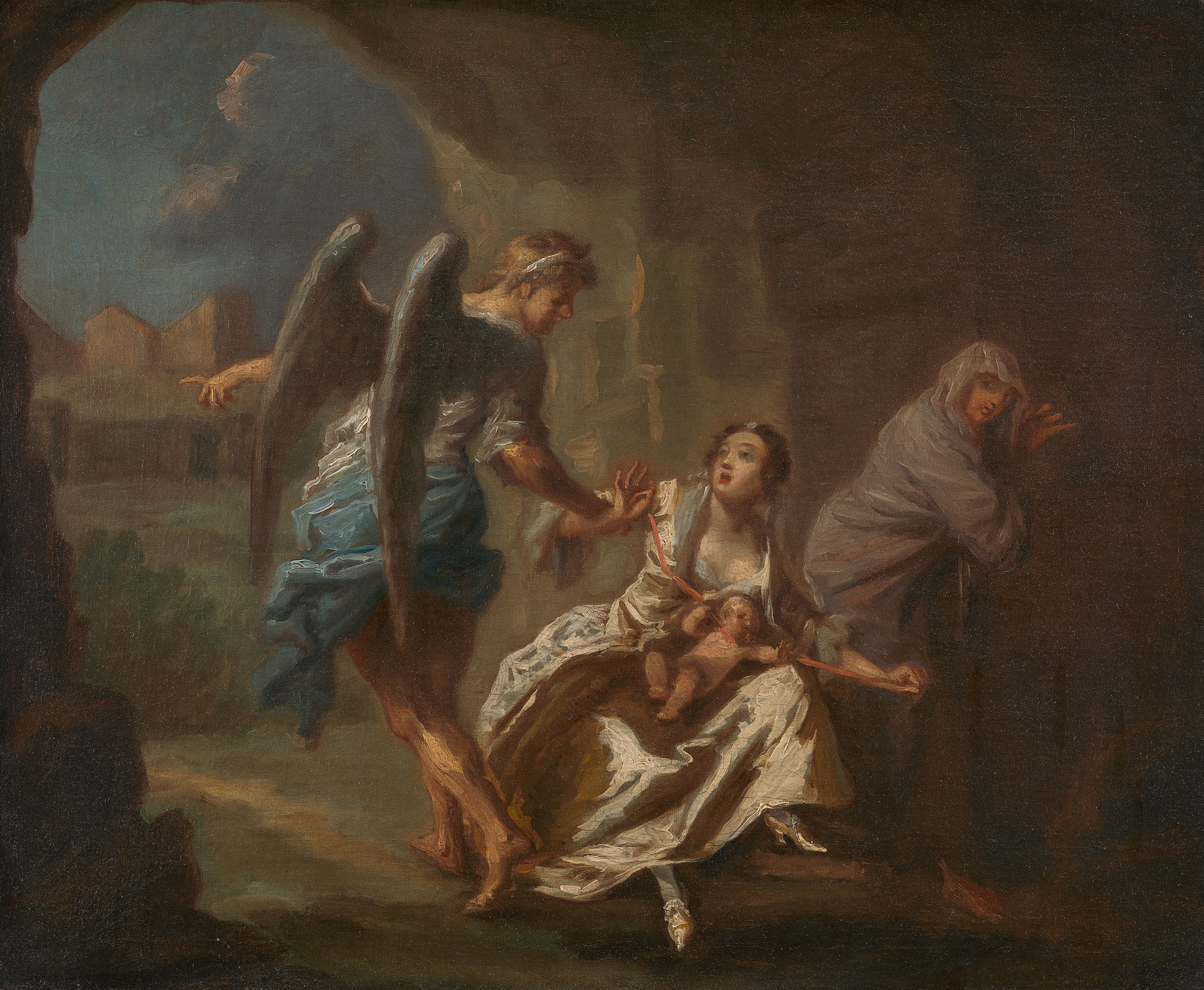 Basic Instincts: The art of Joseph Highmore at the Foundling Museum