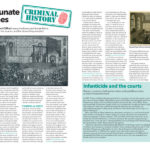 Women and the Gallows in Your Family History magazine