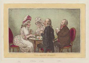 James Gillray – Part 2: Hannah Humphrey and the print shops of London