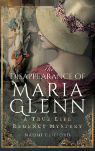book cover The Disappearance of Maria Glenn