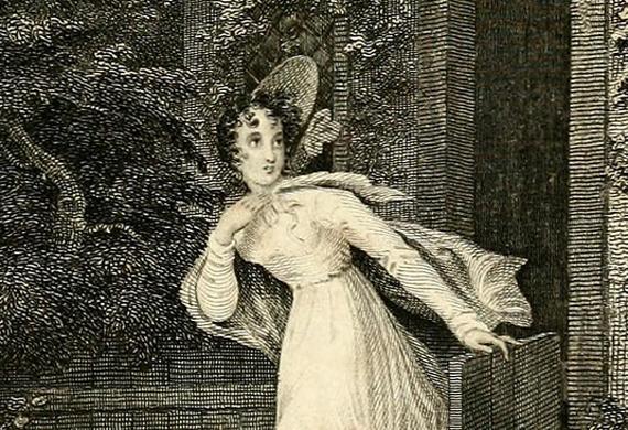 1809: The doomed love of John Giles for Augusta Nicholson