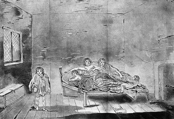 Child-stripping and child stealing in the Regency