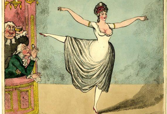 mademoiselle parisot by Robett Newton