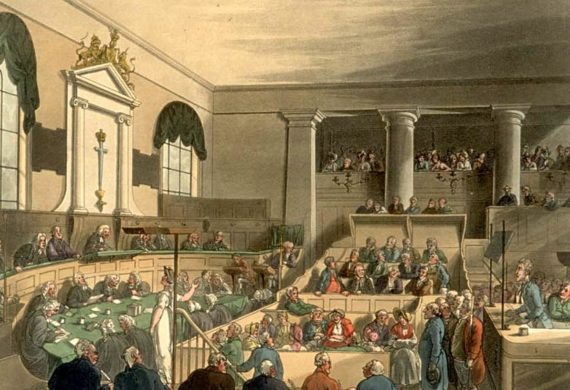 Infatuation, bigamy and retribution: The trial of Ann and Eleanor Weston (1812)